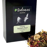Green Tea Sample Pack - Loose Leaf Tea
