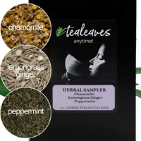 Premium Herb Blends - Pyramid Tea Bags