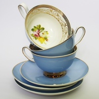 Christiana Vintage Royale Cup & Saucer