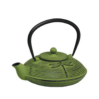 Avanti Dragonfly Cast Iron Teapot