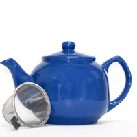 Shamila Teapot with infuser - Sky