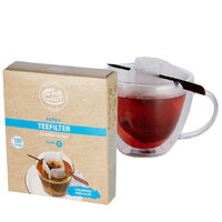 Tea Filter - Paper with stick