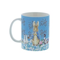 Beatrix Potter Peter Rabbit & Friends Mug