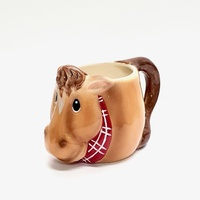 Appletree Designs Farmhouse Horse Mug