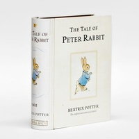 Tin Book Shape The Tale Of Peter Rabbit