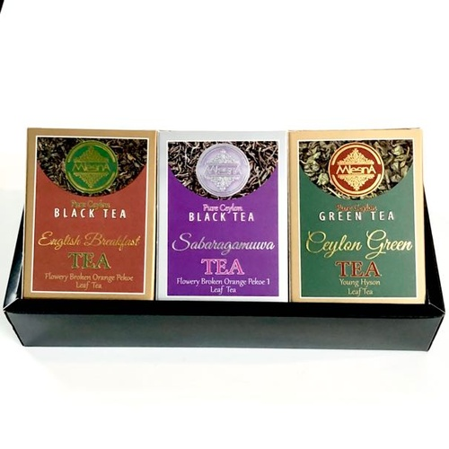 Mlesna Ceylon Classic Collection - Loose Leaf Tea